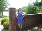 Steffi's graduation from Furman University