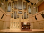 Spivey Hall organ concert, May 13, 2017